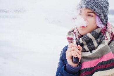 vaping for winter